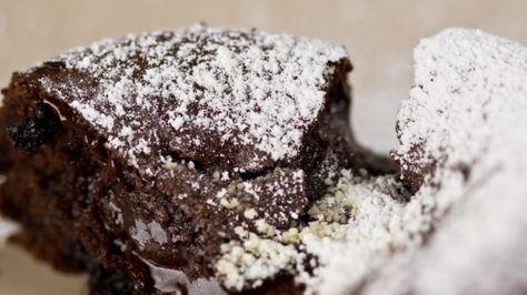 De Perfecte Keuken : Chocoladegebak in de stoomoven vtm koken de perfecte keuken
