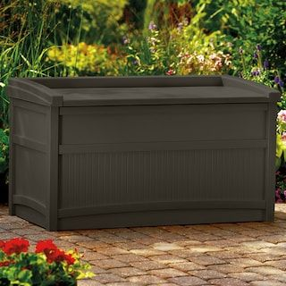 Patio Sense Hayden Indoor Outdoor Storage Deck Box Kohls Deck Box Storage Outdoor Deck Storage Box Deck Storage