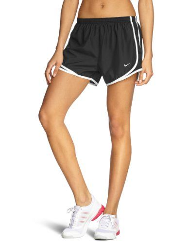 Nike Lady Tempo Running Shorts - X Small - Black