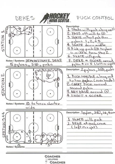 23 best Ice Hockey Drills images on Pinterest Hockey drills - hockey score sheet