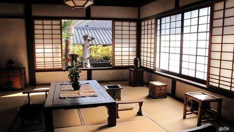 Comment Voyager Grace A La Deco Maison Japonaise Deco Japonaise