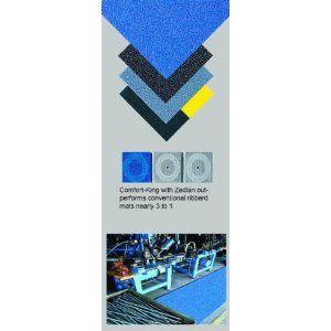 Crown Comfort King Antifatigue Mat Zedlan 24 X 36 Royal Blue Ck0023bl Anti Fatigue Mat Comfort Mats