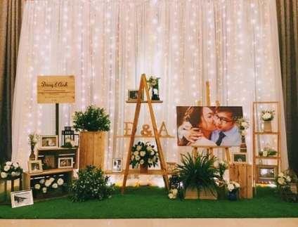 New wedding table rustic floral design ideas #wedding #design