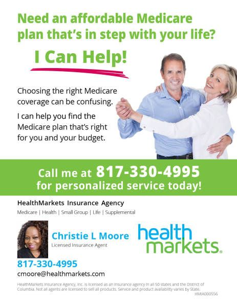 Need An Affordable Medicare Plan That 39 S In Step With Your Life