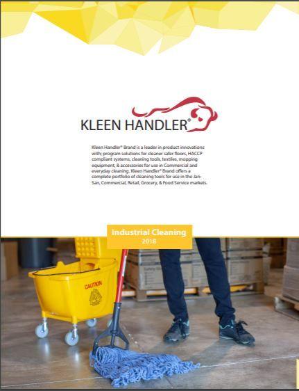 Kleen Handler Brand Floor Safe Cleaning Cleaning Tools