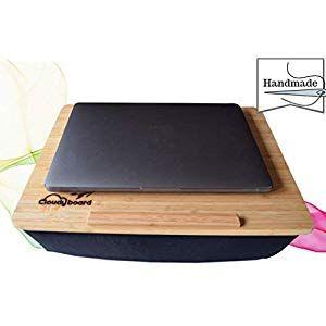 Cloudyboard Laptray Knietablett Laptop Kissen Notebook Mit Kissen