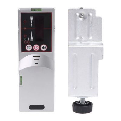 Ad Ebay Link Outdoor Level Laser Detector Red Beam Light 635nm Cross Line Receiver With Clamp Red Beam Detector Beams