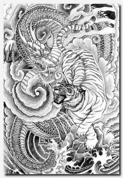 49 Ideas Tattoo Thigh Men Half Sleeves Tiger Tattoo Design Tiger Tattoo Dragon Tiger Tattoo