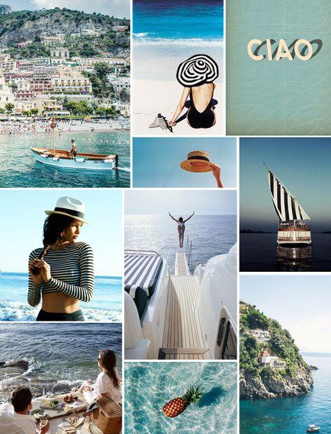Amalfi Coast Inspiration