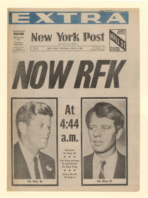 Image result for rfk 4:44