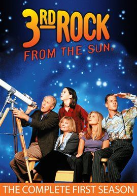 3rd Rock From The Sun Season 1 With Images Movies To Watch