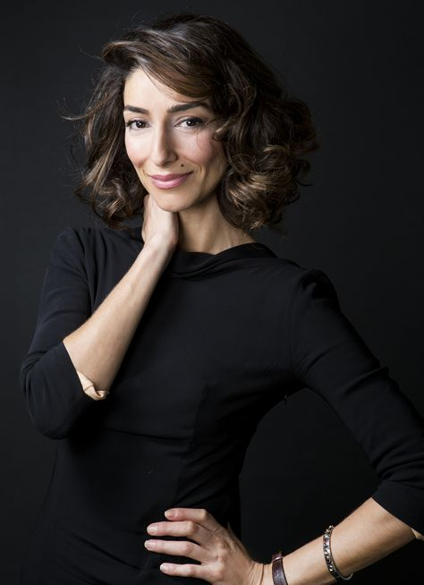 """Girlfriends' Guide to Divorce Star Necar Zadegan on Playing a Strong Woman Who """"Doesn't Need Any Man's Money"""" from InStyle.com"""