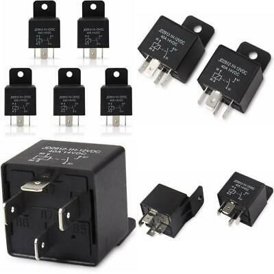 Ad Ebay Ehdis Car Relay 4 Pin 12v 40amp Spst Model No Jd2912 1h 12vdc 40a 14vdc Auto Usb Flash Drive Flash Drive Ebay