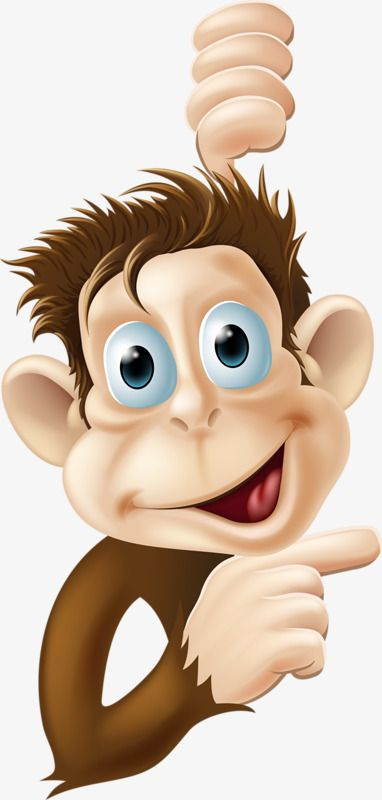 Naughty Monkey Monkey Clipart Orangutan Monkey Png Transparent Clipart Image And Psd File For Free Download Happy Cartoon Cartoon Monkey Naughty Monkey