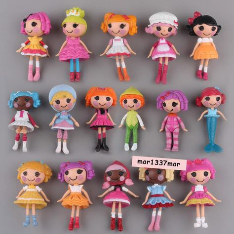2017 New Button Eyes Lalaloopsy Mini Dolls Child Play House Toys Lalaloopsy Boneca Collection Toys For Girls Birthday Gift Childhood Toys, Childhood Memories, Lalaloopsy Mini, Fairy Coloring Pages, Birthday Gifts For Girls, Kids Corner, Toys For Girls, Barbie Dolls, Blythe Dolls