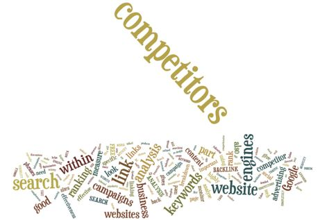 How to beat your Competitors with a Web Competitor Analysis