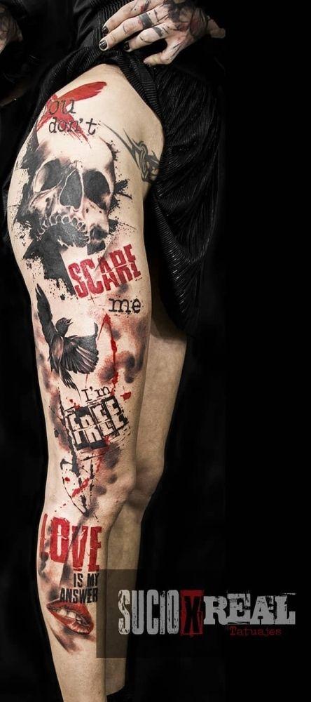 1f53ebcdefbae3be9fb176985a4c995d - Trash Polka Tattoo Artists Near Me