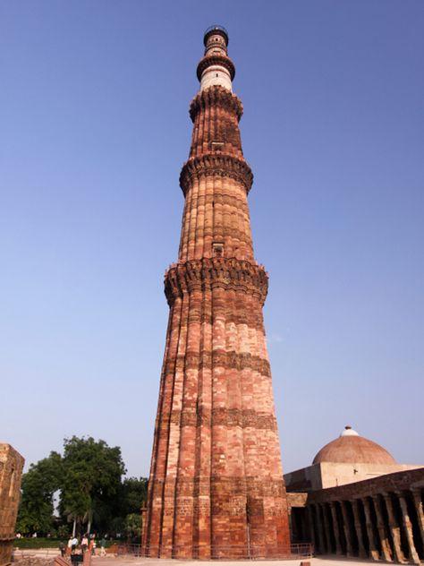 Qutub Minar - Delhi http://www.guiddoo.com/ | Historical ...