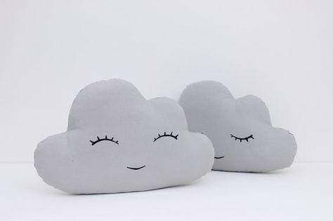 11 Susse Kissen Furs Kinderzimmer Kinder Kissen Wolkenkissen Und