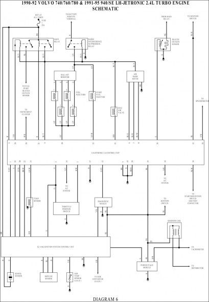 Dodge Dakota Injector Wiring Schematic
