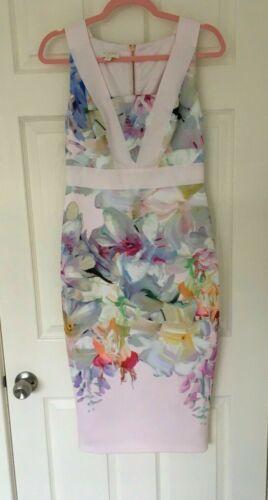 1f55c837e5e4dbb0603afdd2866cd9b0 - Ted Baker Arienne Hanging Gardens Dress