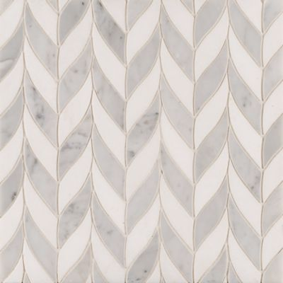Stone Mosaic Tile Beautiful For A Kitchen Backsplash Or Bathroom Floor Livable Neutrals Pinterest