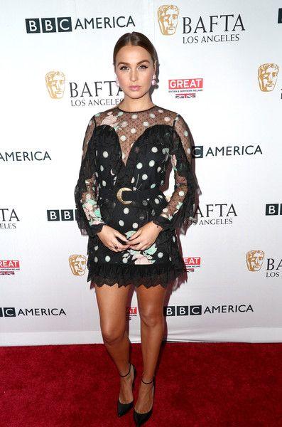 Camilla Luddington attends the BBC America BAFTA Los Angeles TV Tea Party 2017.