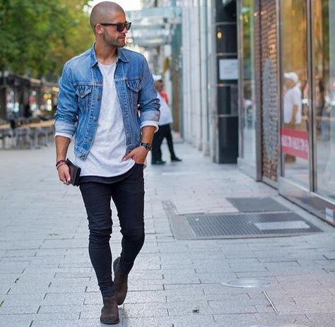 c1b0c0584fd Summer street style for men brought to you by Tom Maslanka ...