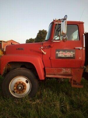 Sponsored Ebay L10 Cummins Engine 1990 Ford L9000 Dump Truck Cummins Engine Dump Trucks Truck Repair