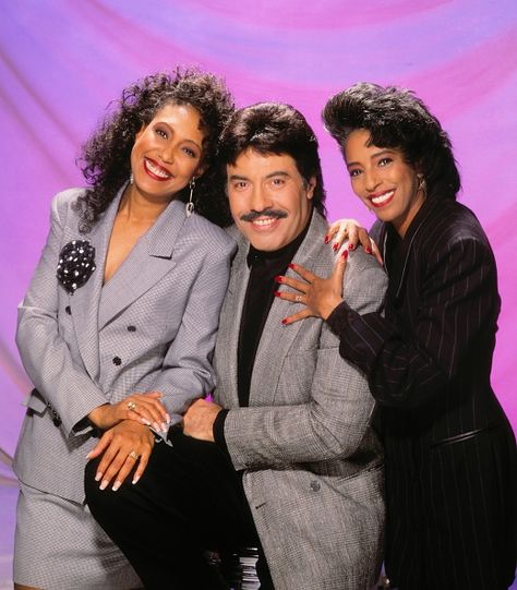 Singer Tony Orlando poses for a portrait in 1989 in Los Angeles California