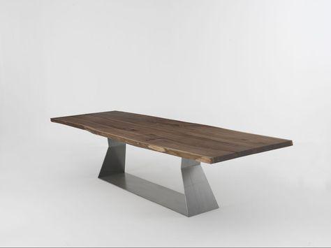 RIVA 1920   Prodotti   Tavoli   Bedrock Plank C   WOODEN ART ...