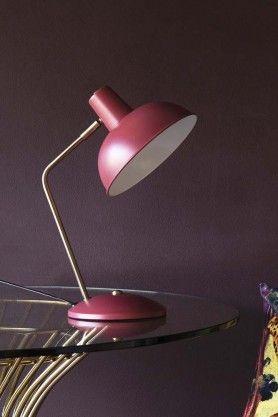 Colour Pop Lighting Retro Desk Lamp Berry Red From Rockett St George Retrolighting Retro Colourful Lighting Retro Desk Lamp Desk Lamp Pink Desk Lamps