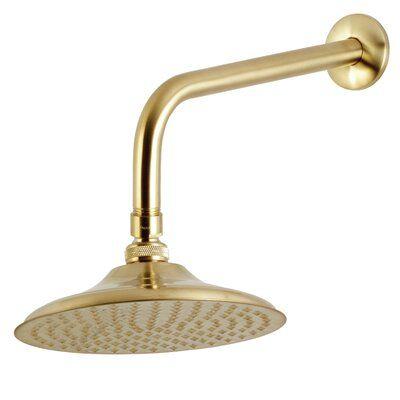 Kingston Brass Victorian Full Rain Shower Head Finish Oil Rubbed Bronze Brass Shower Head Kingston Brass Shower Heads