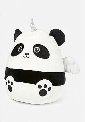 Penelope The Panda Squishmallow Animal Pillows Cute Stuffed Animals Plush Penguin