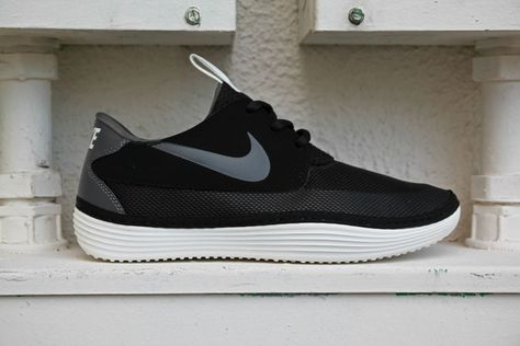 new style 32342 8bb56 Nike Solarsoft Moccasin