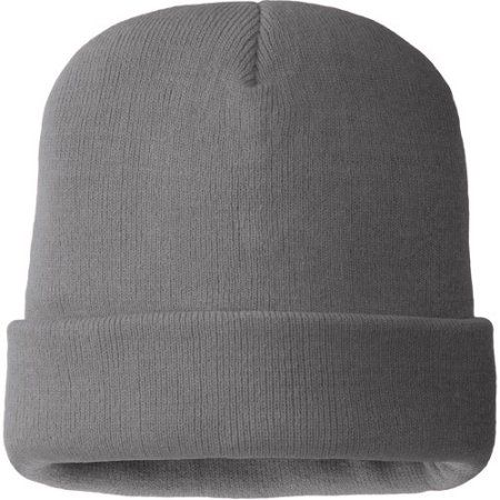 b7ae390233a Hands On Mens 100% Acrylic Coal Heater Color Beanie Hat 40 gm Thinsulate  Lined.