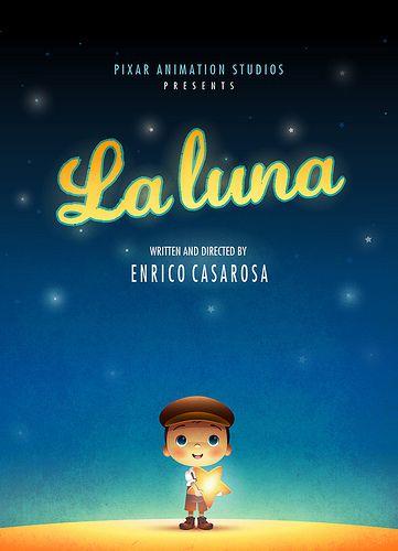 La Luna, love this Pixar short!!!