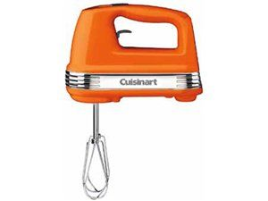 Cuisinart Power Advantage Hand Mixer: Orange
