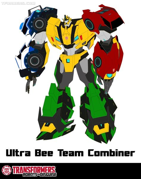 Toy Fair 2017 Rid Combiner Force Menasor Autobot Ultra Bee 360 Videos And Design Images 30967 Transformers Artwork Transformers Transformers Art