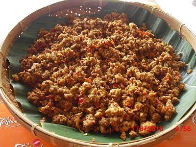 Resep Sambal Oncom Jawa Barat Resep Resep Makanan Makanan