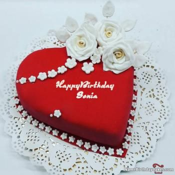 Happy Birthday Sonia Cake Images Download Share In 2020