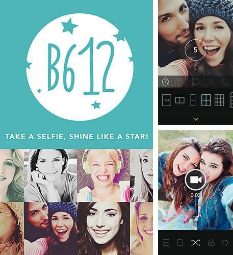 Download B612 Selfi Camera Free Photo Editing Apps Live Video Streaming Multimedia Technology
