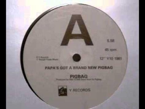 Pigbag Papa S Got A Brand New Pigbag 12 45 Rpm Vinyl Indie Dance Funk Music Soul Music