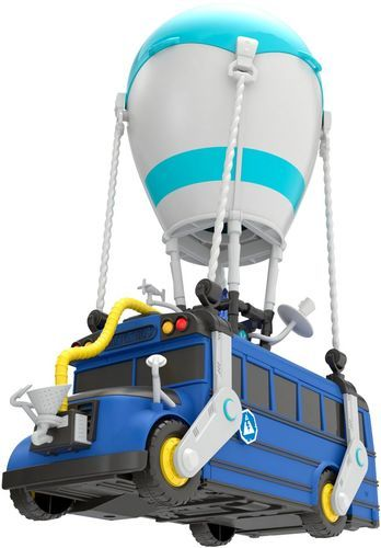 Fortnite Battle Royale Collection Battle Bus Display Set 63512 Best Buy Birthday Party Games For Kids Kids Party Games Royal Birthday Party