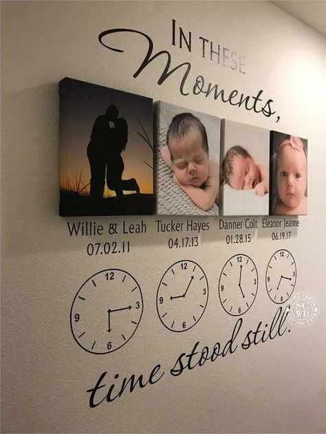 140 unique wall decor ideas with clocks -page 19