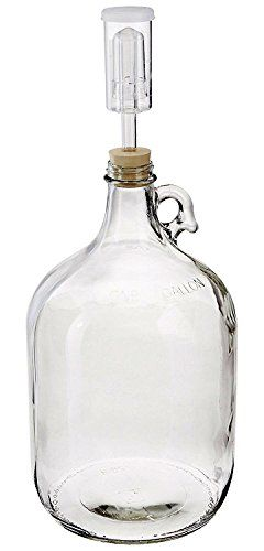 Best Glass Carboy Fermenter Reviews In 2020 Glass Jug Home Brewing Wine
