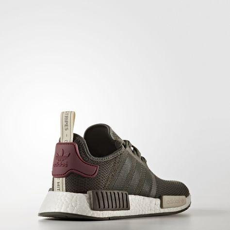 Tenis NMD_R1 (con imágenes) | Zapatos de moda masculina ...