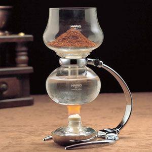 贅沢主義者専用1杯分コーヒーサイフォン 生活雑貨 夢隊web ゆめたいウェブ 通販サイト サイフォン コーヒー コーヒー コーヒーメーカー