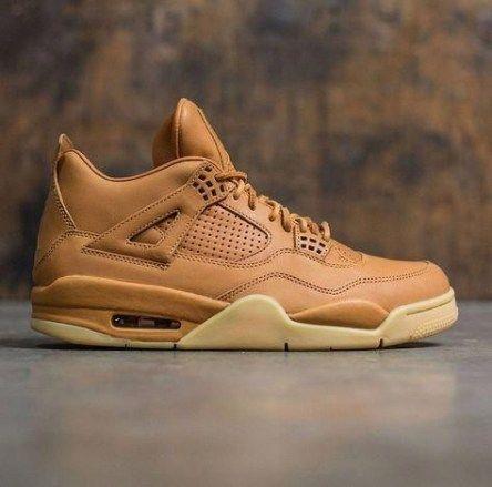 Sport Shoes Mens Air Jordans 44 Ideas | Brown leather sneakers ...