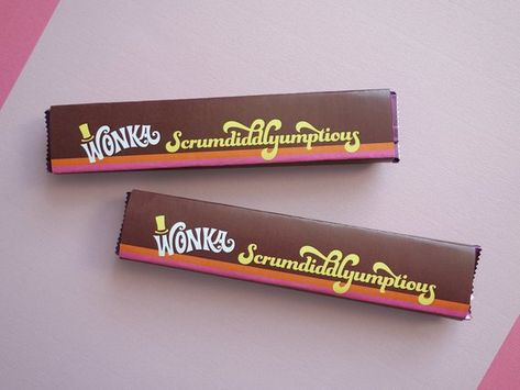 List Of Pinterest Willy Wonka Party Favors Etsy Pictures Pinterest